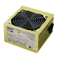 CiT 350W Gold Edition PSU 12cm 24-Pin SATA Model 350U - Click below for large images