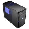 View more info on Aerocool QS-202 Mini Tower Case No PSU Black/Blue Interior Toolless...