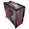 View more info on Aerocool Strike-X Advance Red Mid-Tower Gaming Case USB3 Toolless...