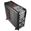 Aerocool Strike-X GT Mid-Tower Gaming Case USB3 Toolless Red LED Fans - Alternative image