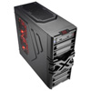 View more info on Aerocool Strike-X One Mid-Tower Gaming Case Screwless Black Interior...