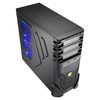 View more info on Aerocool VS-3 Gaming Mid-Tower Case No PSU Screwless Black Interior...