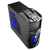 View more info on Aerocool X-Warrior Gaming Mid-Tower Case No PSU Screwless Black Interior...
