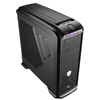 View more info on Aerocool Templarius Tellum Black Gaming Case Fan Controller USB3 2 x 12CM Fan...