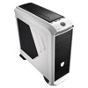 View more info on Aerocool Templarius Telum White Gaming Case Fan Controller USB3 2 x 12CM Fan...