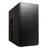 View more info on ACE Ecco 235 Black Toolless Black Interior Micro-ATX Case No PSU...