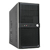 View more info on CiT Shade Micro ATX Black Interior Mesh Case 500W 12cm Black PSU...