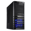 View more info on CiT Jupiter Midi Tower Mesh Gaming Case Blue LED Fan Black Interior No PSU...