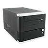 View more info on CiT MTX-001B Piano Black Shiny Mini ITX Case 300W PSU...