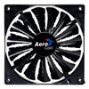 View more info on Aerocool Shark 12cm Black Fan 15 Blade Fluid Dynamic Bearing Power/Silence Modes...