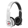 View more info on Noontec Zoro Wireless White Professional Headphones Bluetooth 40mm Drivers...