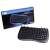 View more info on CiT 8118 Black USB & PS/2 Combo Mini Multimedia Keyboard...