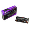 View more info on Qwerty Fly 2.4GHz Ultra Mini Backlit Wireless Keyboard with Fly Mouse...