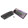 View more info on Qwerty Track 2.4GHz Wireless Keyboard with Trackball...