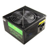 View more info on Unbranded 500W Builder Black 12cm PSU White Box PFC CE 3 x SATA...