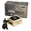 View more info on In Win Commander III 600W 80+ Gold 13.5cm Fan Modular 5 Year Warranty ErP...